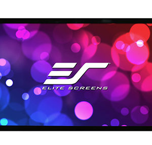 "Elite Fixed-frame 100"" 16:9"